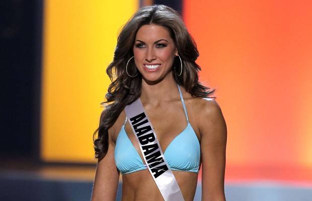 Miss Alabama Katherine Webb - Click on the pic for the full size view.